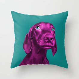 The Dogs: Guy 3 Throw Pillow
