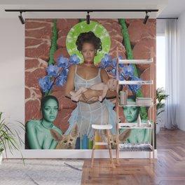 Robyn Rihanna Fenty Wall Mural