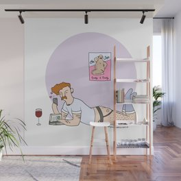 Be Soft Wall Mural