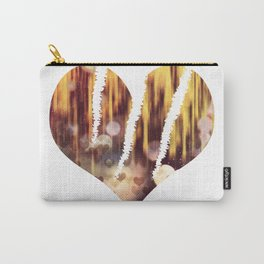 Scratch hart Carry-All Pouch