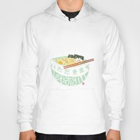 ramen Hoodies featuring Ramen. by k.b. doodles