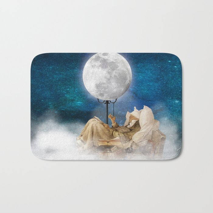 Good Night Moon Bath Mat