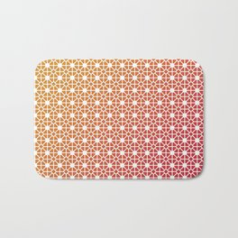 Traditional chinese paper cut  Bath Mat