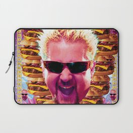 guy fieri's dank frootie glaze Laptop Sleeve