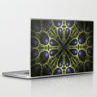 egyptian Laptop & iPad Skins featuring Egyptian Gold by Brian Raggatt