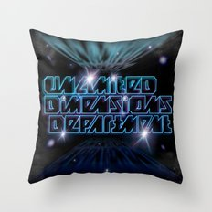 Unlimited Dimensions Department Throw Pillow