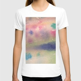 rain drops T-shirt