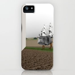 the truth is dead · expansion X iPhone Case