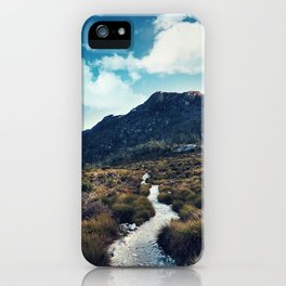 Twilight Track iPhone Case