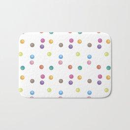 Bubble pattern 2 Bath Mat