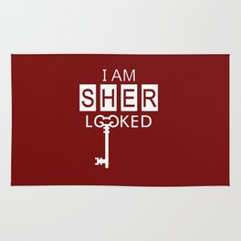 Sherlocked Rug