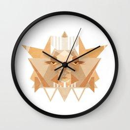 leothelion Wall Clock