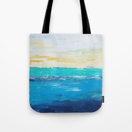 New Day Dawning Tote Bag
