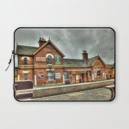 Bewdley Heritage Railway Station Laptop Sleeve