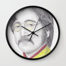 John Sargent Peppers Wall Clock