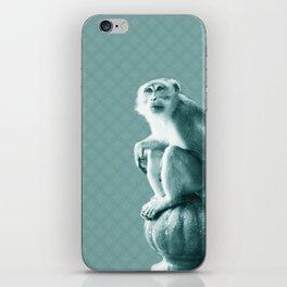 Monkey See iPhone Skin