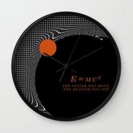 M=mc2 Wall Clock