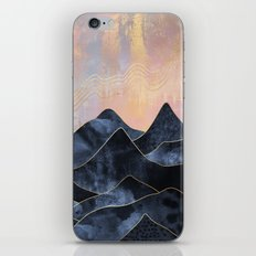 Mountainscape iPhone & iPod Skin