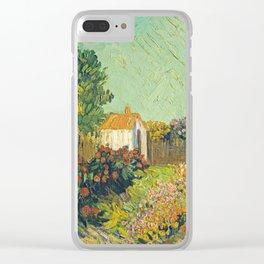 Imitator of Vincent van Gogh Landscape1925/1928 Clear iPhone Case