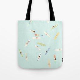 Surfs Up Gentlemen Tote Bag