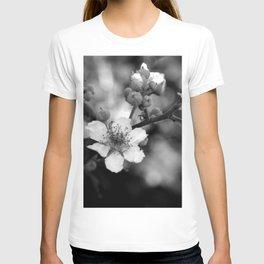 Blackberry Flower T-shirt