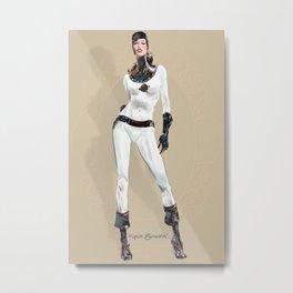 Laura Metal Print