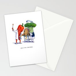 Doctor Pepper Stationery Cards