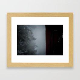 nichtraucher Framed Art Print