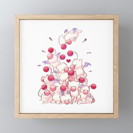 Baby Moogles Framed Mini Art Print