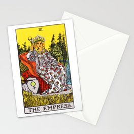 03 - The Empress Stationery Cards