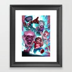 We, are the~ Framed Art Print