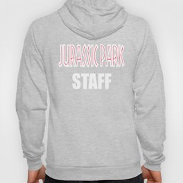 Jurassic Park Staff Hoody