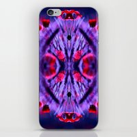 poppies iPhone & iPod Skins featuring poppies by haroulita