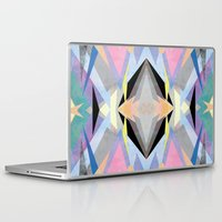origami Laptop & iPad Skins featuring Origami by Marta Olga Klara