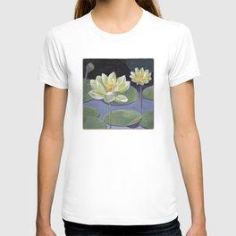 lotus & lily pad T-shirt