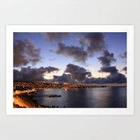 Valparaiso Art Print