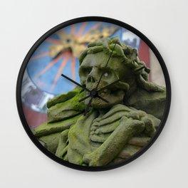 The Death   Der Tod Wall Clock