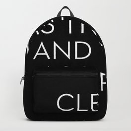 Clever Backpack
