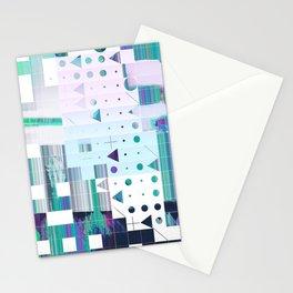 glytchwwt Stationery Cards