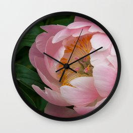 Bold and Beautiful Photograph by Teresa Thompson Wall Clock