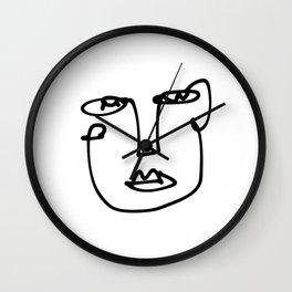 Faces Collection - Franca Wall Clock