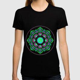 Spring Mandala | Flower Mandhala T-shirt