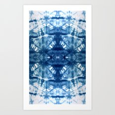 Tribal Flair Art Print