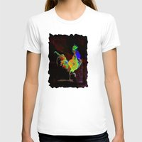 rooster T-shirts featuring ROOSTER by mimulux