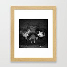FROUSSE Framed Art Print