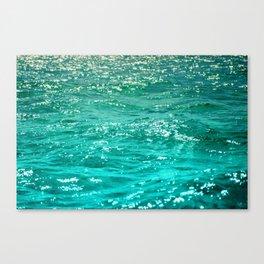 SIMPLY SEA Canvas Print