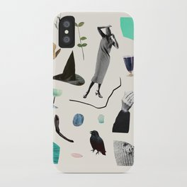 SCAVENGER HUNT iPhone Case