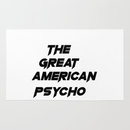 The Great American Psycho Rug