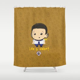 Aventurero Shower Curtain