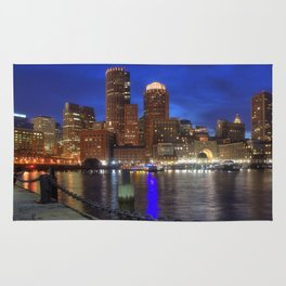 Bright Lights Boston Rug